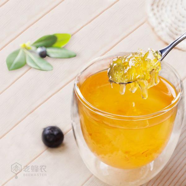 老蜂農蜜坊本鋪蜂蜜柚子果茶