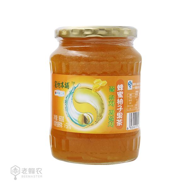 蜜坊本鋪蜂蜜柚子果茶